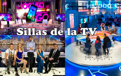 Sillas de la TV