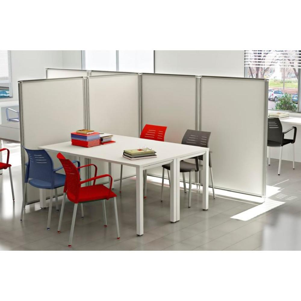 Comprar biombos para oficinas online tienda de for Biombos metalicos